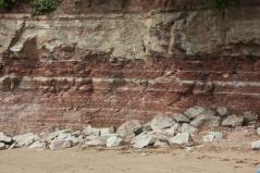 Lias cliffs