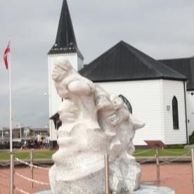 Antartic Memorial