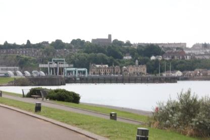 Barrage View