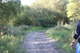Blocked path1