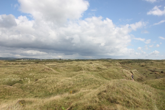 dune trek