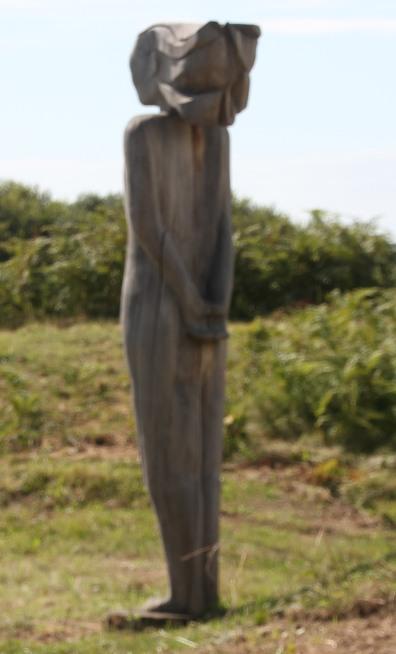 Wood figure 2