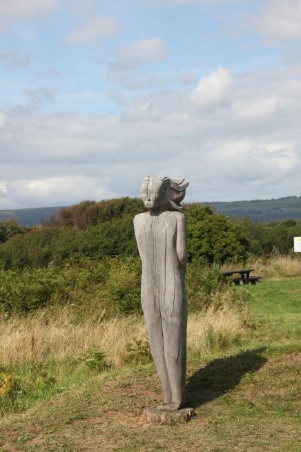 wood figure