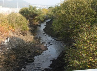 Baglan brook