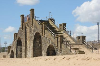 Bridge as it is now