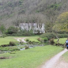 Approach to Pwlldu
