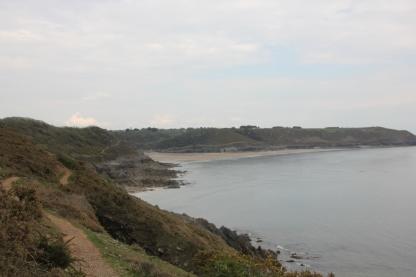 Caswell Bay & Brandy Cove