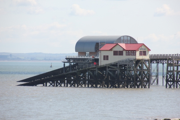 old and new life-boat stations