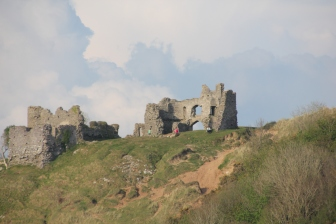 Pennard Castle 2