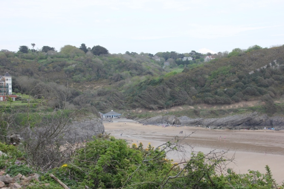 reverse view Caswell