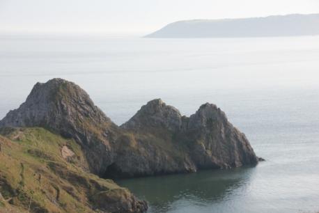 the 3 Cliffs