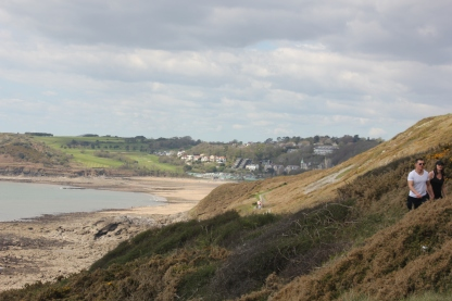 West to Langland Bay (2)