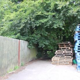 timber-yard