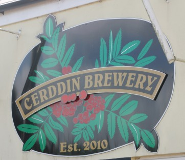 Cerddin Brewery