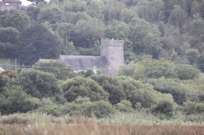 Llanrhidian church distance