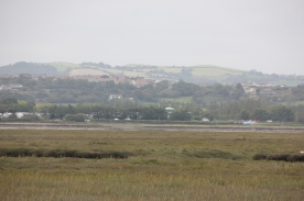 view across estuary