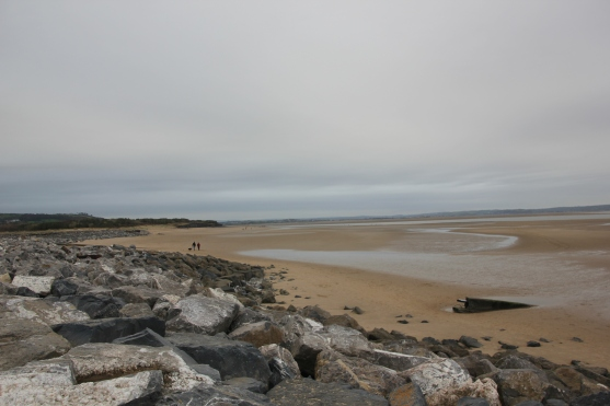 Burry Port Beach