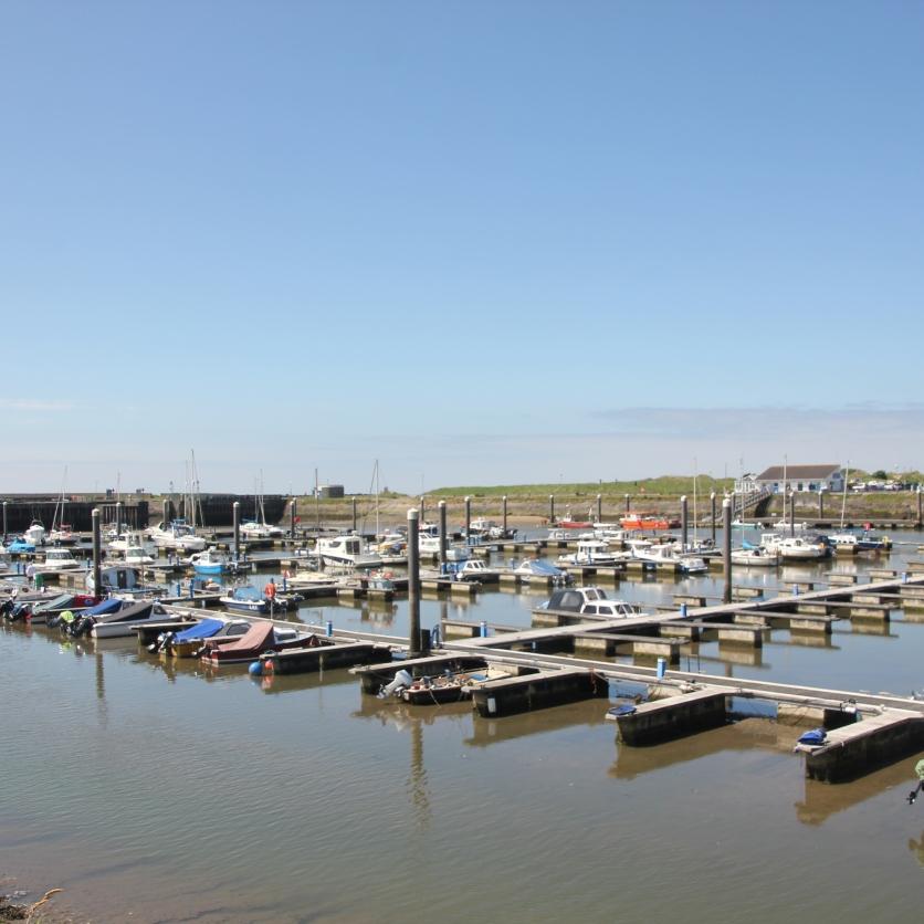 Burry Port Harbour 1