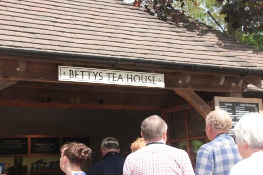 Bettys Tea House