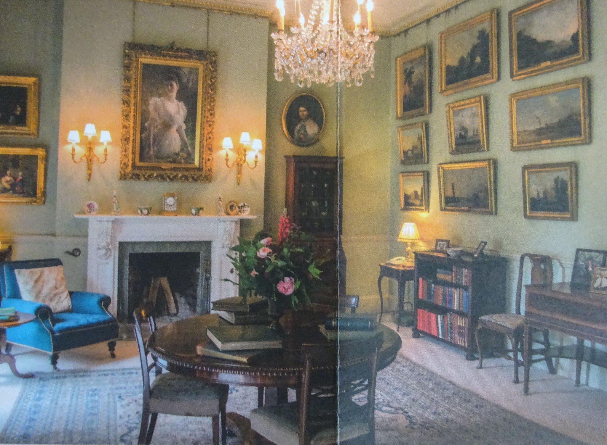 Drawing Room Scampston Hall