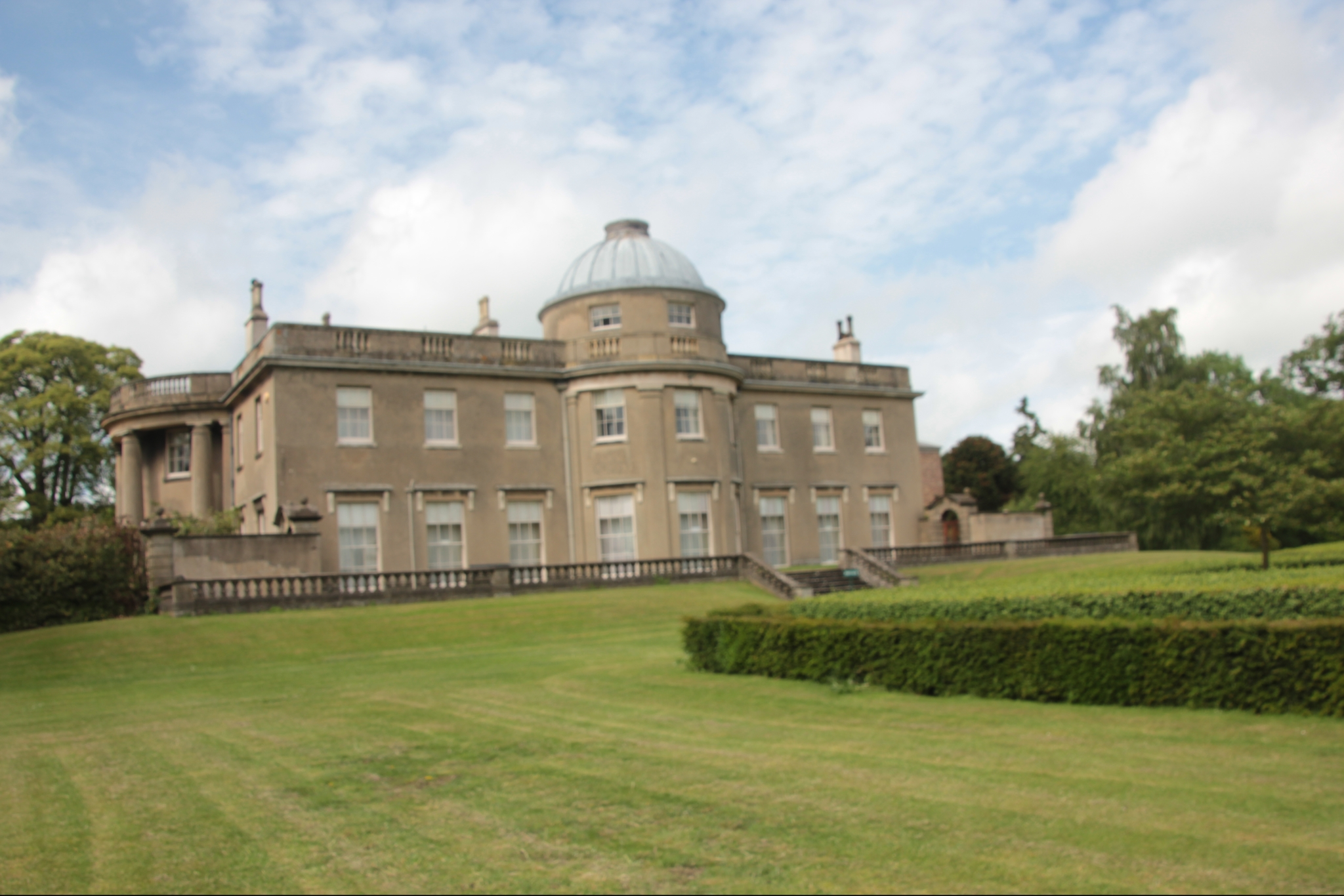 Scampston Hall