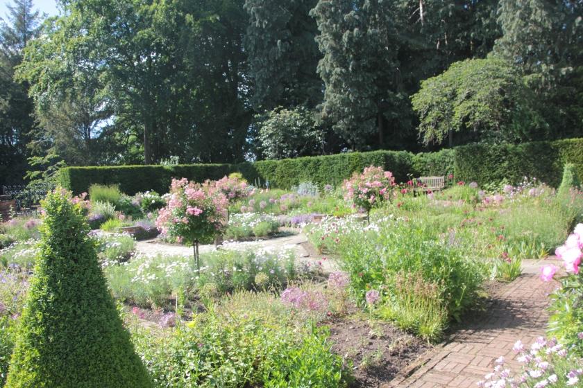 Sylvia's Memorial Garden